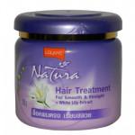 Маска для волос Lolane с экстрактом белой лилии 250 гр