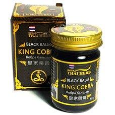 Тайский черный бальзам King Cobra