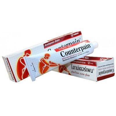 Красный гель Counterpain 60 грамм