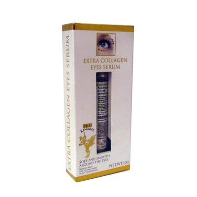 Сыворотка для кожи вокруг глаз с нанозолотом и экстра коллагеном Thai Kinaree 10 гр.