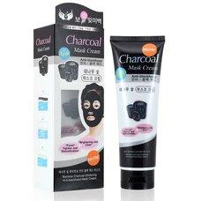 Отбеливающая маска Charcoal Whitening Mask 130 грамм