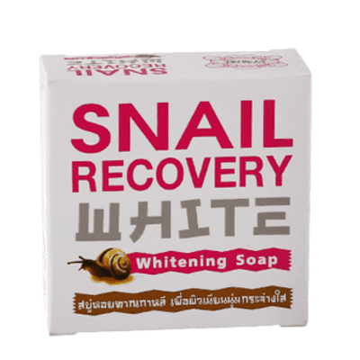 Антивозрастное мыло Snail Recovery White