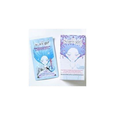 Ночная маска-сыворотка Snowgirl