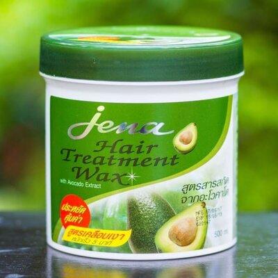 Маска для волос Jena с авокадо