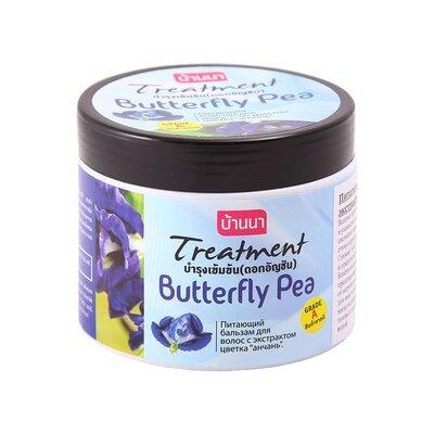 Маска для волос с экстрактом синего чая Banna