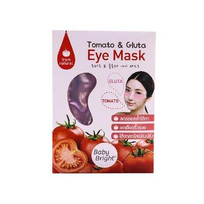 Патчи для глаз Baby Bright Tomato & Gluta