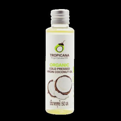 Кокосовое масло Tropicana 50 мл.