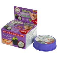 Зубная паста 5 star 4A с мангостином