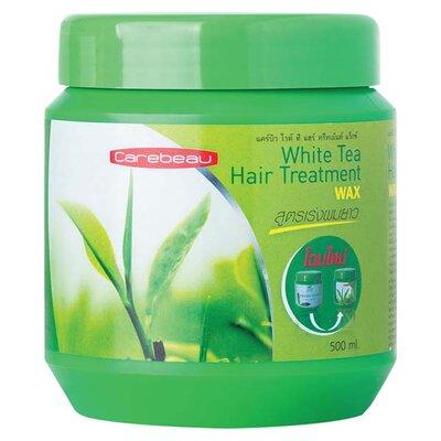 Маска для волос Carebeau с экстрактом белого чая ,500 мл.
