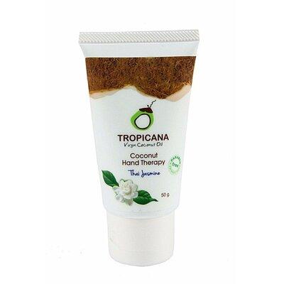 Кокосовый крем для рук Tropicana с жасмином