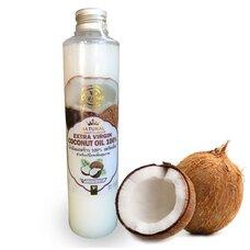Кокосовое масло холодного отжима Extra Virgin Natural(250 мл)