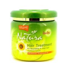 Маска для волос Lolane с маслом подсолнечника, 100 гр.