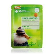 Тканевая улиточная маска для лица Snail Mucus