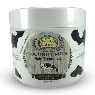 Маска для волос Coconut Milk Beauti Nature
