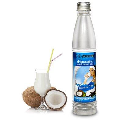Кокосовое масло холодного отжима Nature Republic(100 мл)